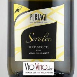 Perlage - Prosecco Vino Frizzante SORALOC DOC