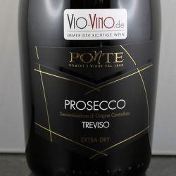Ponte - Prosecco Spumante Treviso DOC Extra Dry