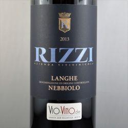 Rizzi - Langhe Nebbiolo DOC 2013