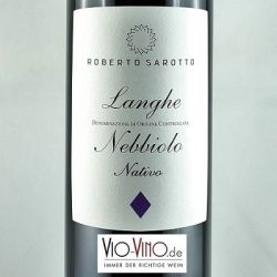 Roberto Sarotto - Langhe Nebbiolo NATIVO DOC 2014