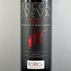 Rocca Sveva - Bardolino Classico DOC 2015
