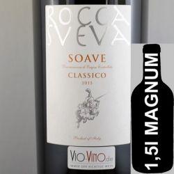 Rocca Sveva - Soave Classico DOC 2015 Magnum OHK