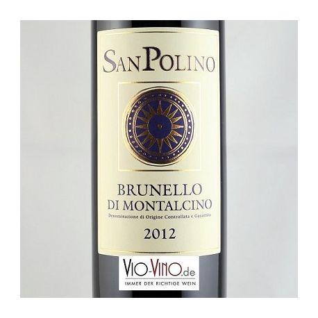 San Polino - Brunello di Montalcino DOCG 2012