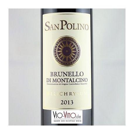 San Polino - Brunello di Montalcino HELICHRYSUM DOCG 2013