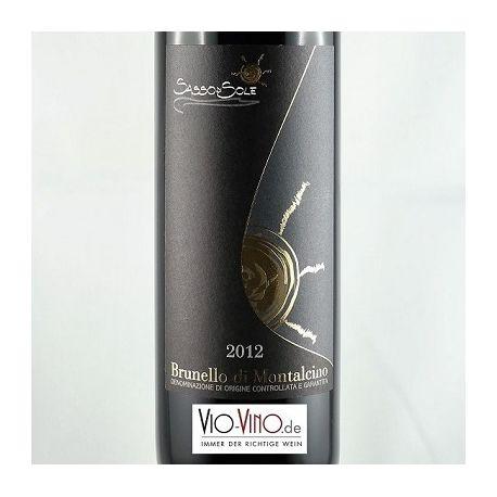 Sasso di Sole - Brunello di Montalcino DOCG 2012