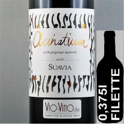 Suavia - Recioto di Soave ACINATUM DOCG 2008 Filette