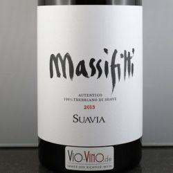 Suavia - Vino Bianco Veronese MASSIFITTI IGT 2013