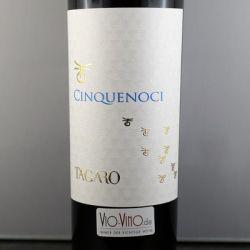 Tagaro - CINQUENOCI Primitivo Rosso Puglia IGT 2013