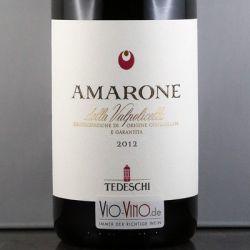 Tedeschi - Amarone della Valploicella DOCG 2012