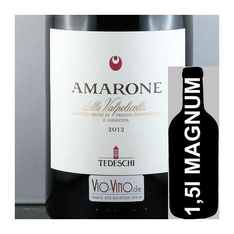 Tedeschi - Amarone della Valploicella DOCG 2012 Magnum OHK