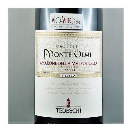 Tedeschi - Amarone della Valpolicella Riserva CAPITEL MONTE OLMI DOCG 2009