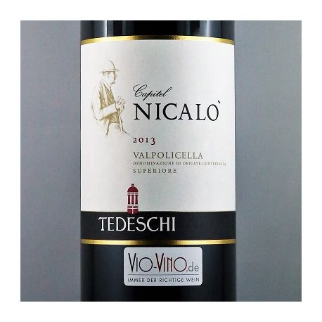 Tedeschi - Valpolicella Superiore CAPITEL NICALO DOC 2013