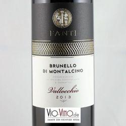 Tenuta Fanti - Brunello di Montalcino VALLOCCHIO DOCG 2013