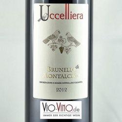 Uccelliera - Brunello di Montalcino DOCG 2012