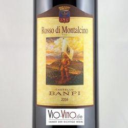 Castello Banfi - Rosso di Montalcino DOC 2016
