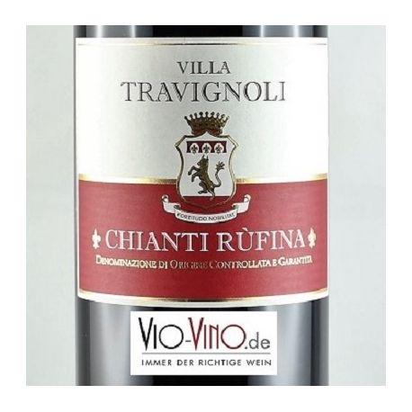 Villa Travignoli - Chianti Rufina DOCG 2015