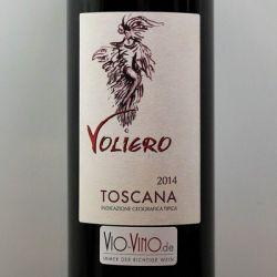 Voliero - Rosso Toscana IGT 2014