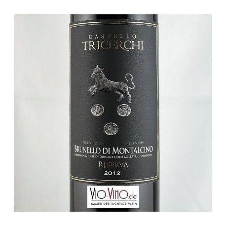 Castello Tricerchi - Brunello di Montalcino Riserva DOCG 2012
