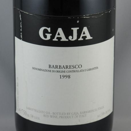 Angelo Gaja - Barbaresco DOCG 1998