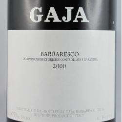 Angelo Gaja - Barbaresco DOCG 2000