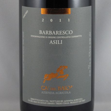 Ca' del Baio - Barbaresco ASILI DOCG 2011