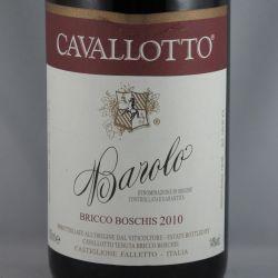 Cavalotto Fratelli - Barolo BRICCO BOSCHIS DOCG 2010