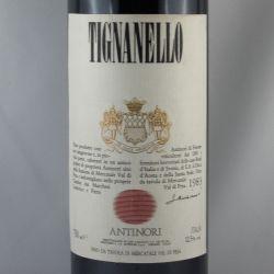 Marchsesi Antinori - Tignanello IGT 1983
