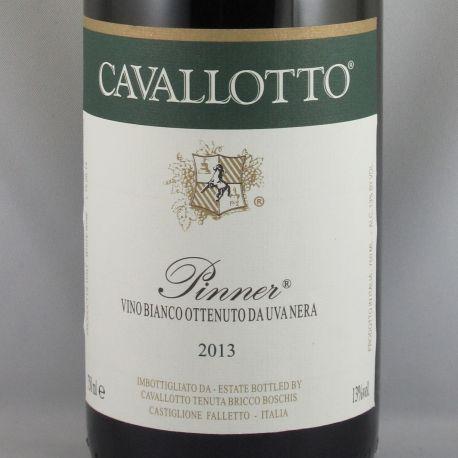 Cavalotto Fratelli - PINNER - Blanc de Pinot Noir VT 2013