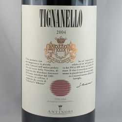 Marchsesi Antinori - Tignanello IGT 2004 Magnum