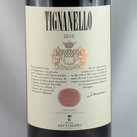 Marchsesi Antinori - Tignanello IGT 2010 Magnum