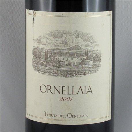 Ornellaia - Ornellaia Bolgheri Rosso Superiore DOC 2001