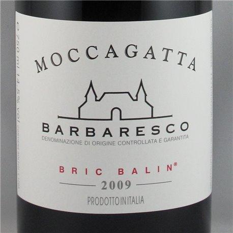 Moccagatta - Barbaresco BRIC BALIN DOCG 2009