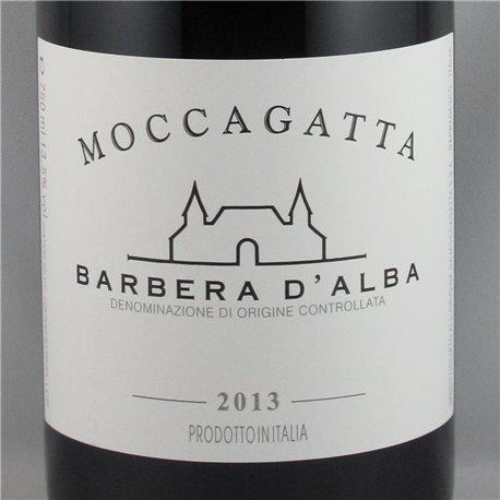 Moccagatta - Barbera d'Alba DOCG 2013