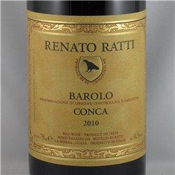 Renato Ratti - Barolo CONCA DOCG 2010