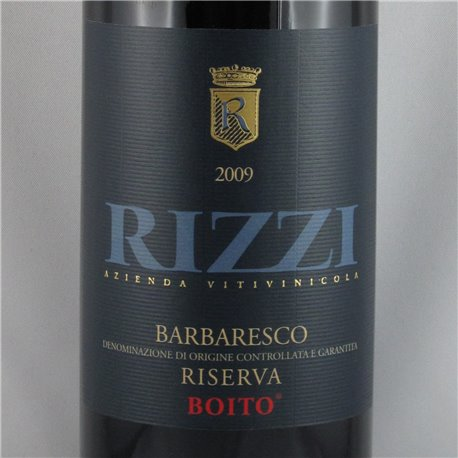 Rizzi - Barbaresco Riserva BOITO DOCG 2009