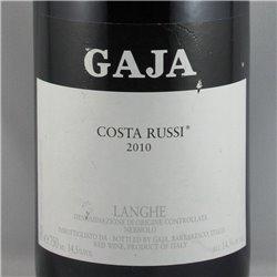 Angelo Gaja - Costa Russi Langhe Rosso 2010