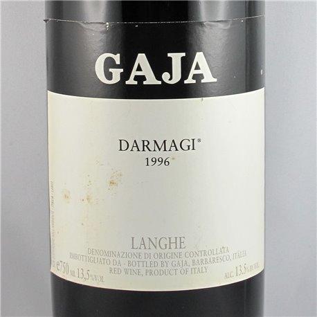 Angelo Gaja - Darmagi Langhe Rosso 1996