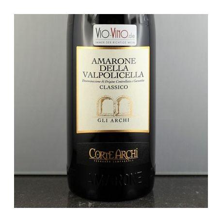 Corte Archi - Amarone della Valpolicella Classico GLI ARCHI DOCG 2012