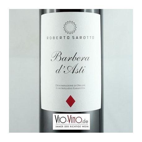 Roberto Sarotto - Barbera d'Asti DOCG 2020