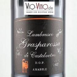 Settecani - Lambrusco Grasparossa di Castelvetro Amabile DOP