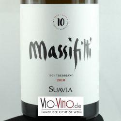 Suavia - Vino Bianco Veronese MASSIFITTI IGT 2018