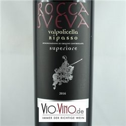Rocca Sveva - Valpolicella Ripasso Superiore DOC 2016