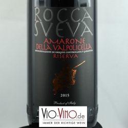 Rocca Sveva - Amarone della Valpolicella Riserva DOCG 2015
