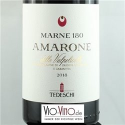 Tedeschi - Amarone della Valploicella MARNE 180 DOCG 2018