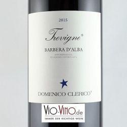 Domenico Clerico - Barbera d'Alba TREVIGNE DOC 2015