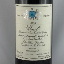 Elio Altare - Barolo ARBORINA DOCG 2001