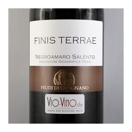 Feudi di Guagnano - FINIS TERRAE Negroamaro Salento Rosso IGT 2014