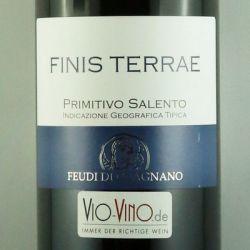 Feudi di Guagnano - FINIS TERRAE Primitivo Salento Rosso IGT 2014