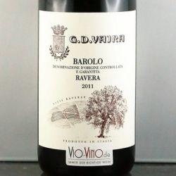 G.D. Vajra - Barolo RAVERA DOCG 2011