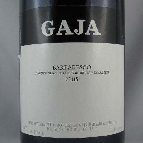 Angelo Gaja - Barbaresco DOCG 2005